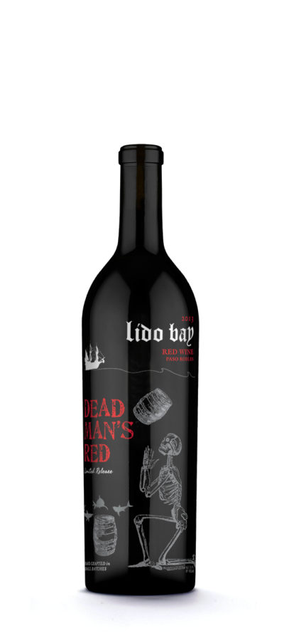 Lido Bay Dead Mans Red