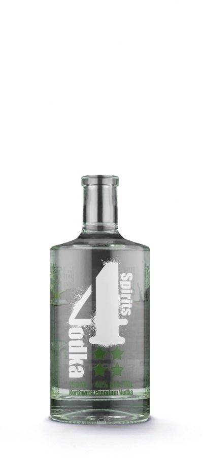 4 Spirits Vodka